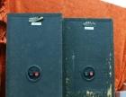 日本建伍书架式音箱