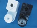 供应塑料三线导轨头 三线轨道头 轨道连接器 灯饰配件 灯具配附件
