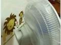 全新 志高电风扇家用落地扇机械版学生宿舍办公静音台式电扇