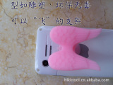 iphone翅膀支架 天使支架 手机吸盘支架硅胶手机支架【厂家直