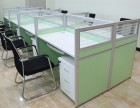 渝中区屏风位办公沙发培训折叠桌办公电脑桌会议桌厂价