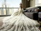 租17年新款婚纱礼服、饰品免费、新娘跟妆、早妆