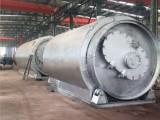 临沂废轮胎炼油设备厂家 废塑料亚克力油泥环保裂解设备