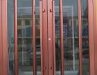 天津定做安装肯德基门 西青区玻璃隔断玻璃门门禁