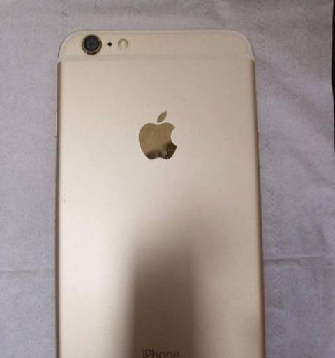 苹果iPhone6plus土豪金色 16g国行自用