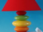 陶瓷厂家直销供应时尚家居照明灯具陶瓷台灯,加工各式陶瓷台灯