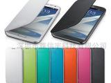 三星N7102皮套 N719手机保护套 原装皮套带NFC芯片 一