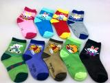 库存处理 儿童袜子 宝宝袜子 男女童棉 卡通袜 中筒棉袜 地摊袜