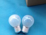G45球泡磨砂球形灯泡球型灯泡普通白炽灯泡
