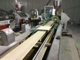 pvc竹木集成墙板设备木塑纤维块状墙板生产线