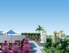 三亚园林绿化设计施工、别墅假山景石泳池喷泉花园雕塑