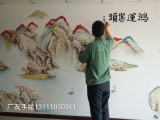 什么是手绘墙 墙绘装修效果好么 太原画墙画