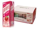 供应蒙牛真果粒酸奶 草莓口味酸奶