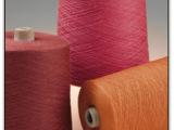 盛莲新款秋冬2股26支羊毛羊绒多色混纺高端机织纱线 外贸品质批发
