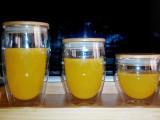 批发 双层隔热玻璃杯子带盖 保温玻璃花茶杯 透明水杯耐热杯子