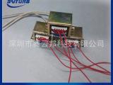 工厂大量供应 30W 电源变压器 可定制不同功率和外形