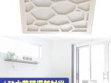 新款热卖 现货LED木艺雕花吸顶灯 白色温馨小号卧室照明灯具