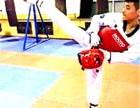 青少年学跆拳道到龍圣搏击-通州孩子寒假学跆拳道到龍圣