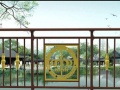 专业生产阳台护栏、楼梯扶手、户外栅栏、防盗网等!