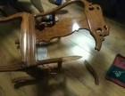 安溪实木家具餐桌椅柜子床门补漆磕碰损伤修复真皮革沙发补皮翻新