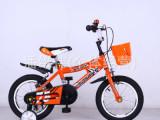 厂家直销正品特价高档合金漆儿童自行车  童车火爆销售中