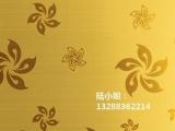 304彩色不锈钢蚀刻花纹板价格 304彩