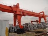 南京龙门行车回收,码头吊回收,起重机回收