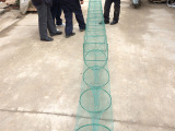 皖江2014秋季特价25米渔网地笼网品牌渔网/厂家批发