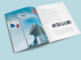 向往品牌样本设计专注于上海工业样本设计市场需求