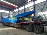 四川泸州环保绞吸式抽泥船