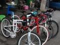 长期回收 ,以旧换新,出售二手山地车 公路车 普通自行车。出