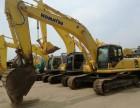 西安低价二手挖掘机小松卡特220型-250型-360型机免运