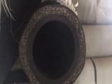 厂家热销 供应大口径钢丝夹布输水胶管 高压橡胶水管黑色橡胶管
