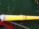 108灯单黄色LED护栏管-中山LED护栏管生产厂家