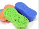 汽车用海绵 洗车用品工具 压缩海绵 8字海绵 高泡沫擦车棉
