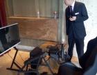 体感游戏赛车座椅9D电影等暖场设备
