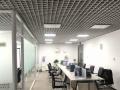 通州CBD万达广场220平精装修隔断间公共办公区