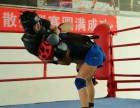 西安省体育场内西武搏击俱乐部