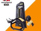 新疆商用健身器材健身房力量器械必确系列俯卧屈腿训练器