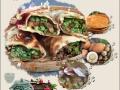 特色早餐市场丨御卿祥馕坑脆皮烤包子丨小投资高利润早餐项目
