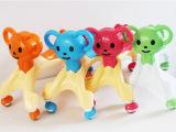 新款热卖 儿童平衡扭扭助步车 婴儿玩具四轮音乐学步溜溜童车批发