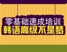 山木培训 韩语留学旅游代购劳务 必备韩语口语 小班
