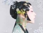 北京画美人古装摄影古装写真艺术照