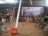 12米水泥杆铝合金抱杆 三脚架立杆机 人字扒杆抱杆