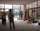 厦门家庭保洁 开荒保洁 企事业保洁外包 厂房清洗 玻璃擦洗