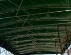 浙江省湖州市天俊推拉篷膜结构停车棚烧烤雨蓬活动雨棚活动雨