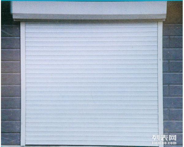 沈阳电动车库门 沈阳铝合金卷帘门 销售 安装 维修