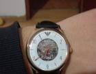 转让二手阿玛尼机械手表