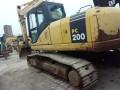 优质极品小松200-7为挖掘机