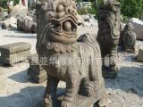亚华雕刻 仿古石雕 仿古石雕狮子 仿古工